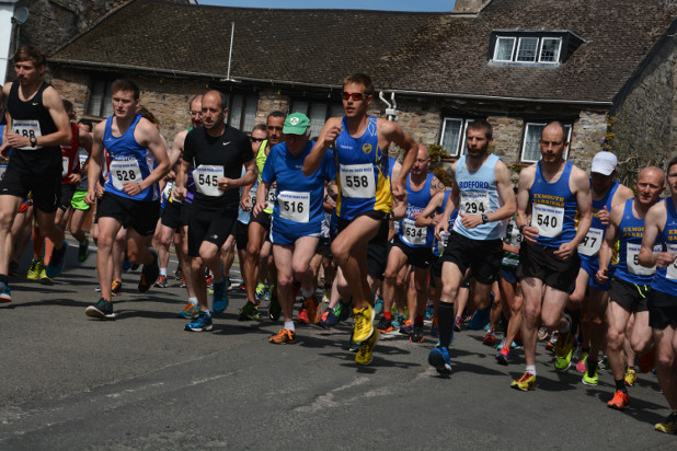 Bampton to Tiverton Road Race 2019