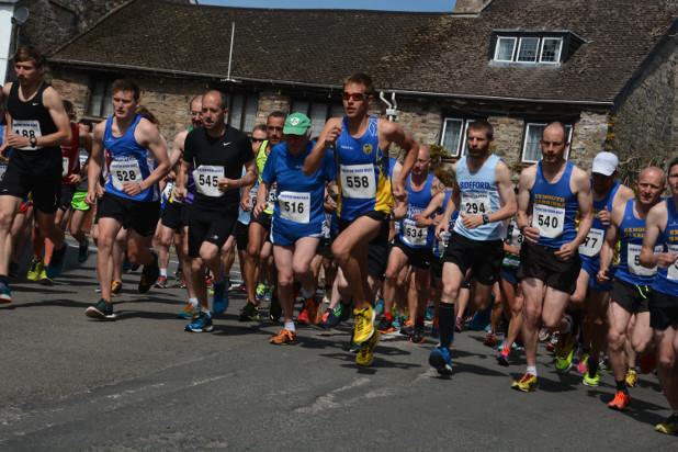 Bampton to Tiverton Road Race 2019