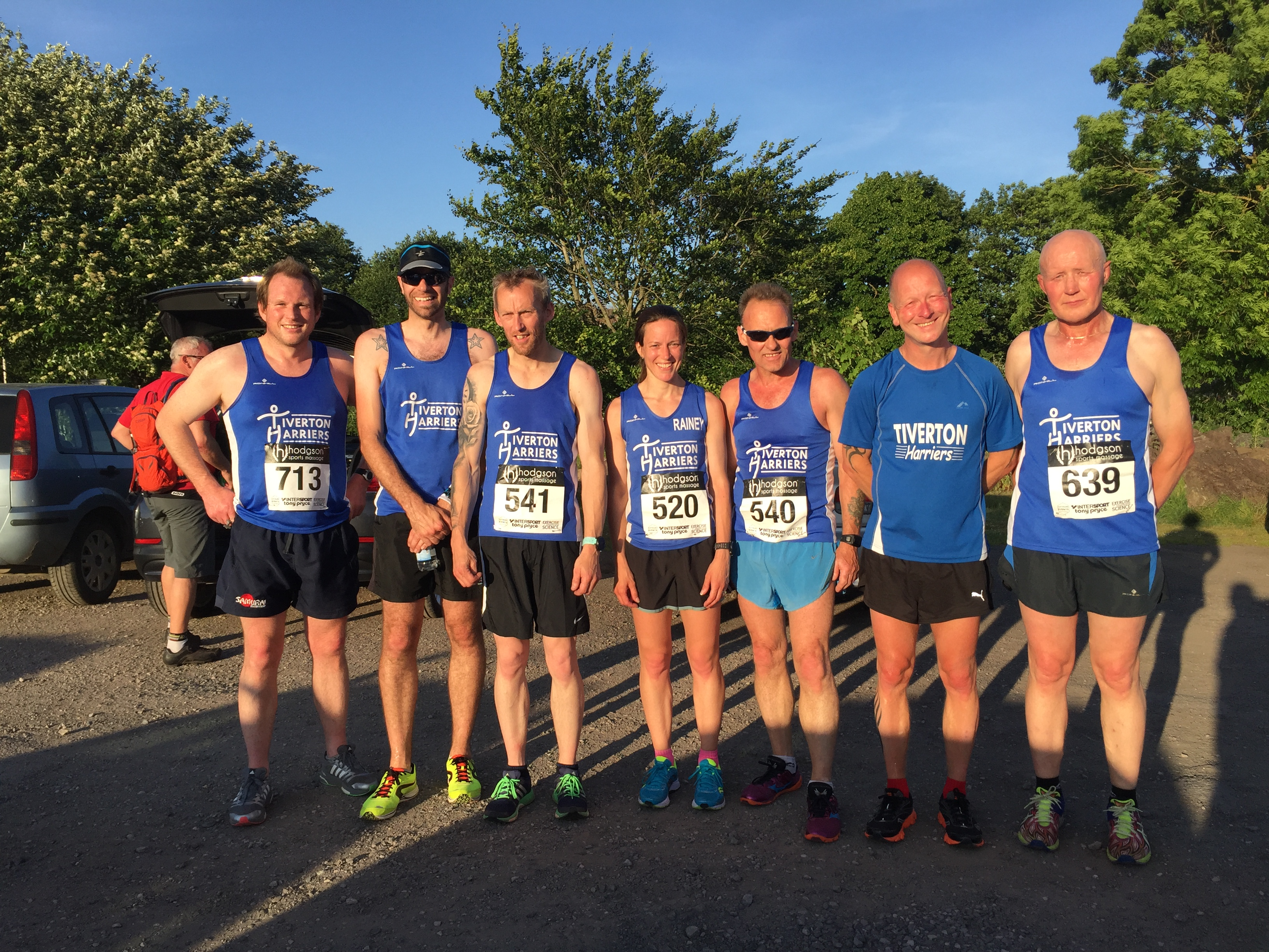 Tiverton Harriers on Strava